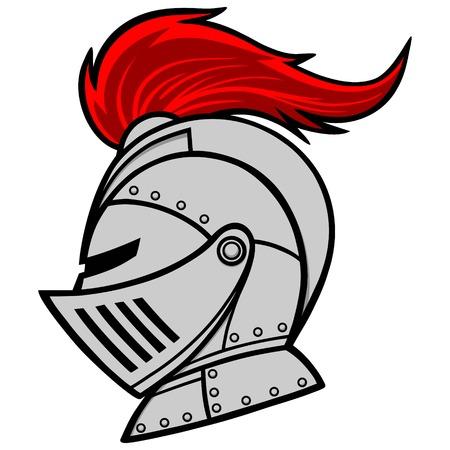 Knight  Ilustración de vector
