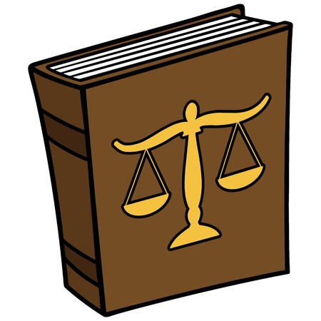 courthouse: Law Book