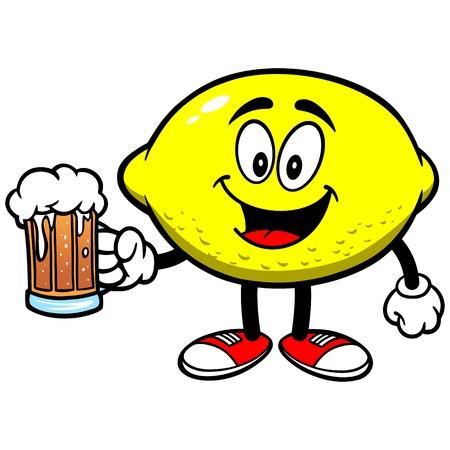 Lemon with Beer