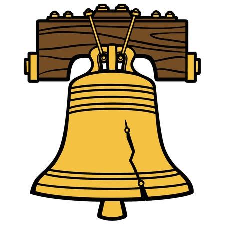 Liberty Bell 일러스트
