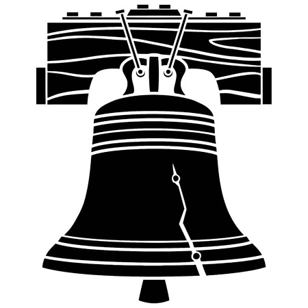 Liberty Bell Abstract