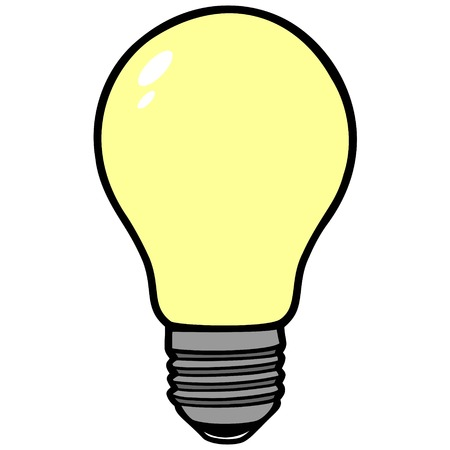 Light Bulb-pictogram
