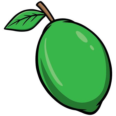 zest: Lime