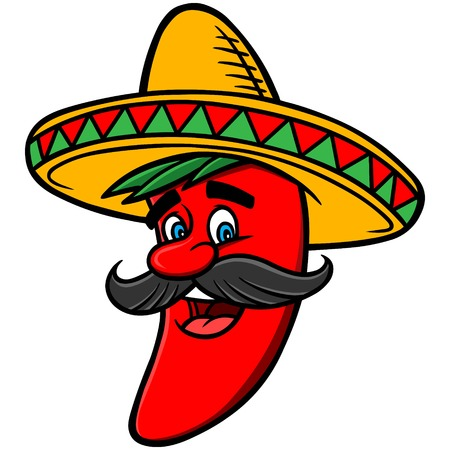 Mexicaanse Chili Pepper