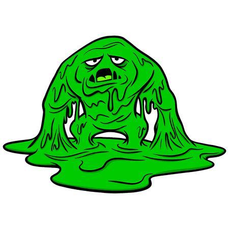 Mucus Monster