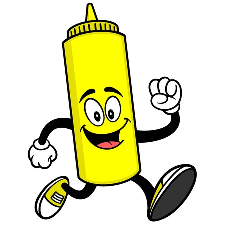 running: Mustard Running