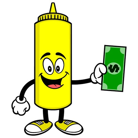 Mustard with a Dollar