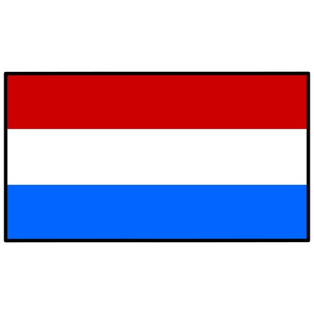 the netherlands: Netherlands Flag