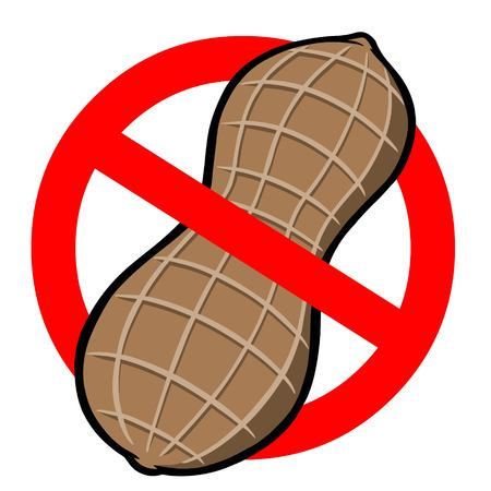 food and beverages: No Peanuts