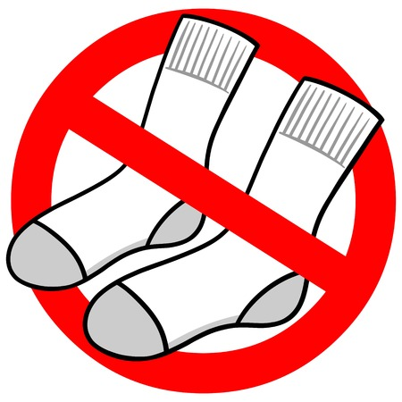 prohibitive: No Socks Allowed