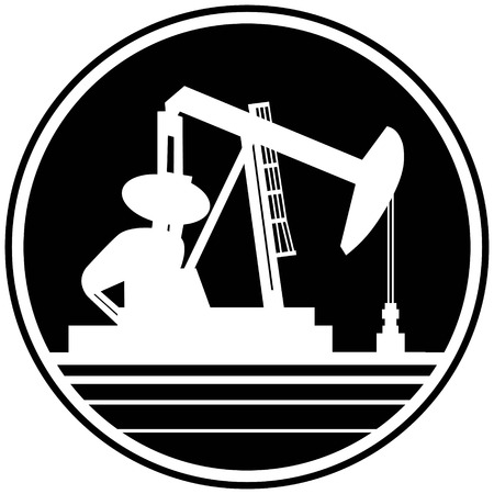 gusher: Oil Rig Symbol