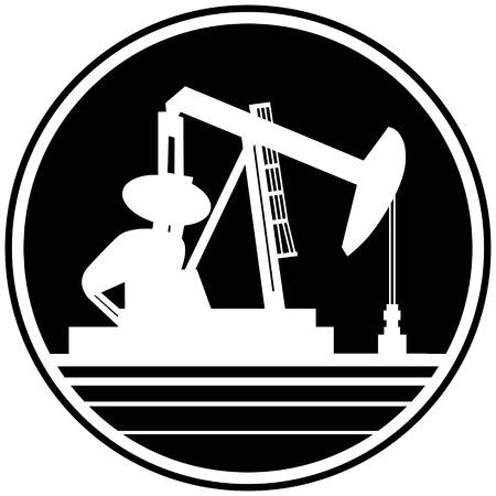 Oil Rig Symbol