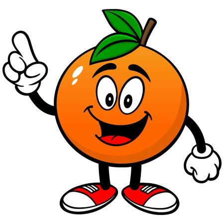 talking: Orange Talking
