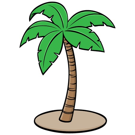 Palm Icon 向量圖像