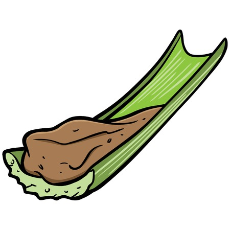 Peanut Butter and Celery