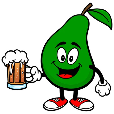 Pear with a Beer