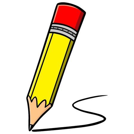 Pencil Ilustracja