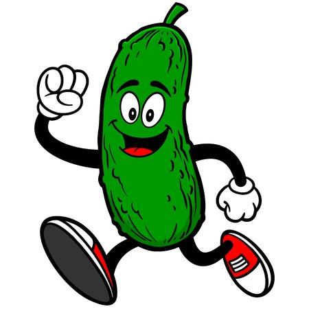 Pickle course à pied
