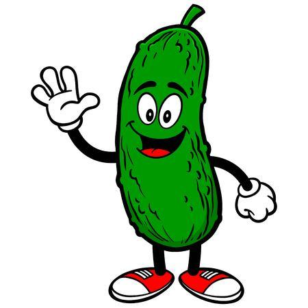 pickle: Pickle Waving