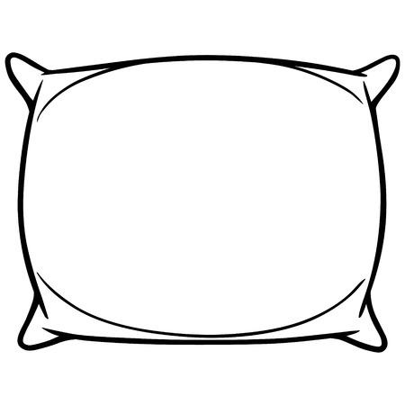 Pillow Иллюстрация