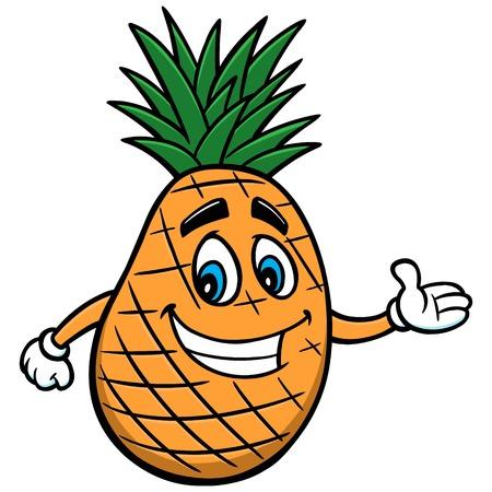 ananas Cartoon