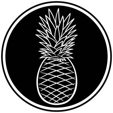 パイナップルのシンボル