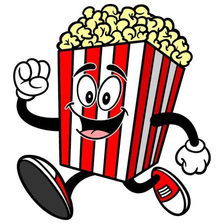 running: Popcorn Running