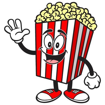 indulgence: Popcorn Waving