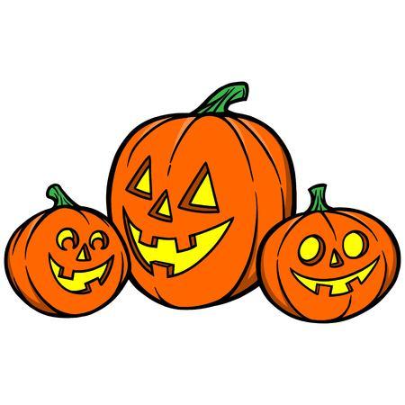 trio: Pumpkin Trio