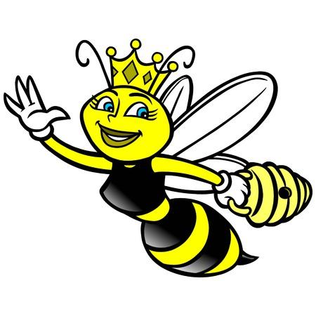 abeja reina: Abeja reina