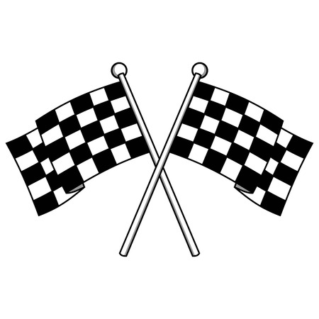 checked: Racing Flags