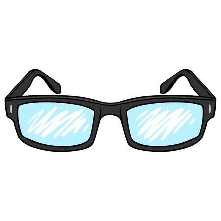 reading glasses: Reading Glasses Icon