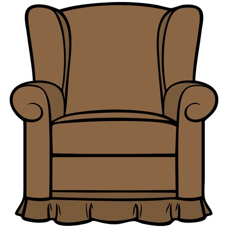 reclining chair: Recliner