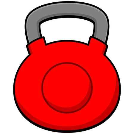 Red Kettle Bell