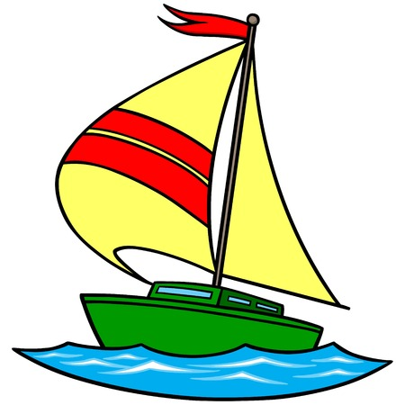 Sailboat Çizim