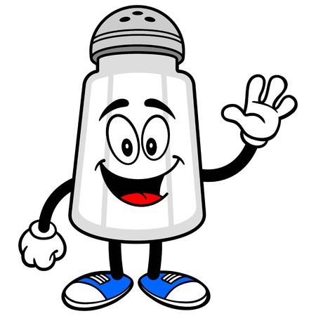 Salt Shaker Waving