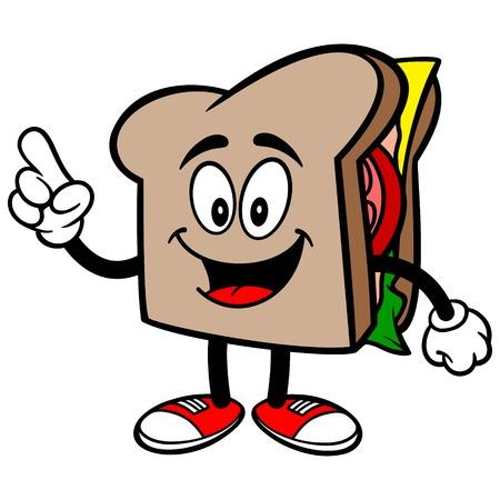 talking: Sandwich Talking