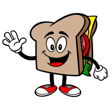 Sandwich Waving