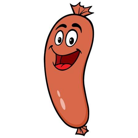 Sausage Cartoon