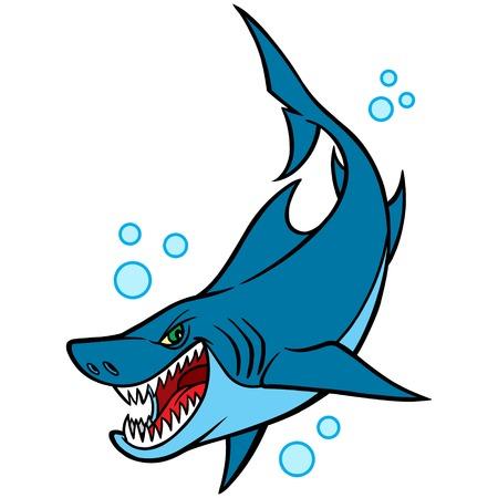 Shark Çizim
