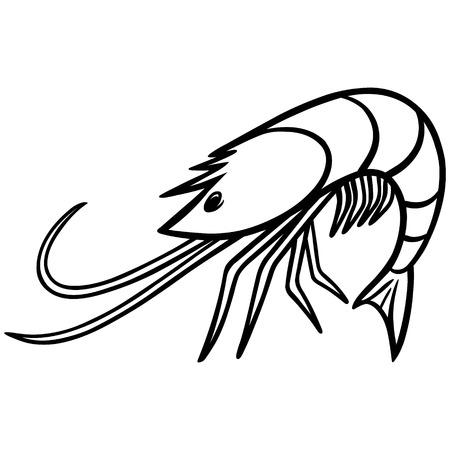 Shrimp Cafe Icon