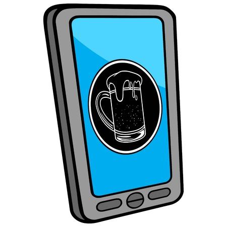 Smartphone Club Locator