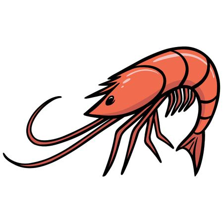 Shrimp Icon