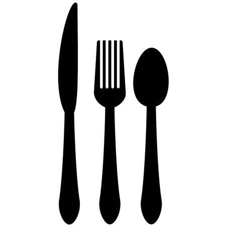 tablespoon: Silverware Icon