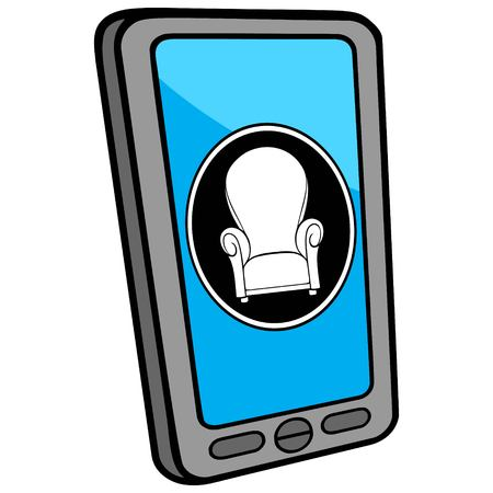 locator: Smartphone Furniture Store Locator