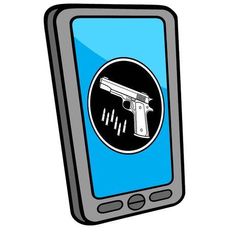 locator: Smartphone Gun Shop Locator