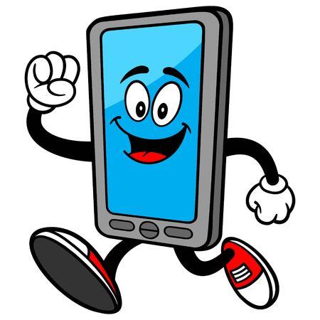 Smartphone Running