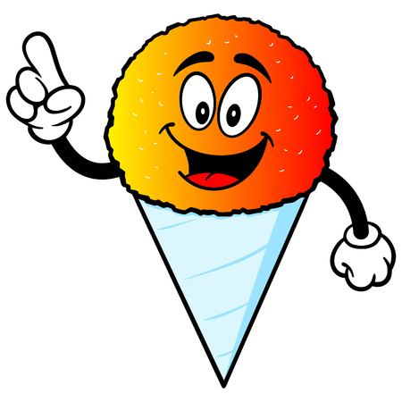 snow cone: Snow Cone Talking