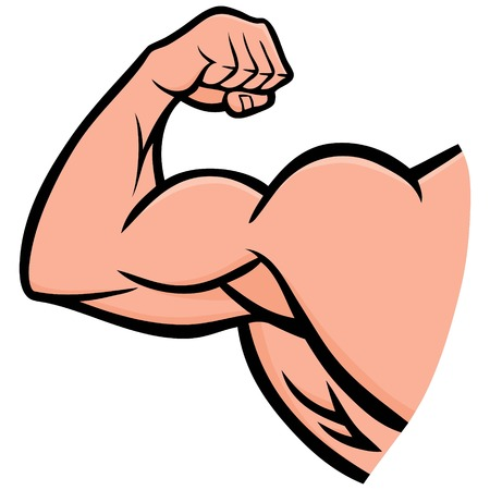 body building: Strong Arm