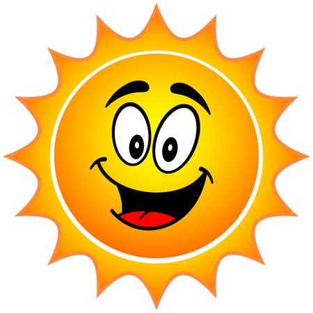 cartoon: Sun Cartoon